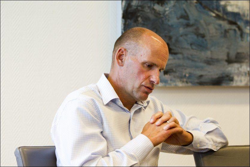 FORSVARER: Massedrapsmannens advokat, Geir Lippestad, skal fortelle EU om nettekstremismen Anders Behring Breivik var en del av. Foto: JAN PETTER LYNAU