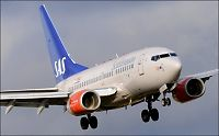 Skadeskutt SAS utvider med 45 flyruter