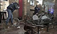 Tottenham-fans knivstukket under brutalt pub-overfall