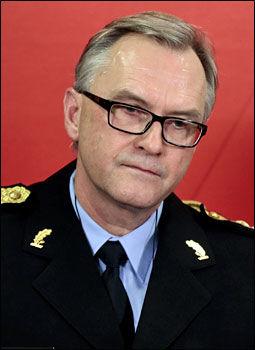 - LOVLIG: Politimester Hans Sverre Sjøvold i Oslo har tillit til polititjenstemennene som var involvert i dødsfallet ved legevakten. Foto: Stian Lysberg Solum / NTB scanpix