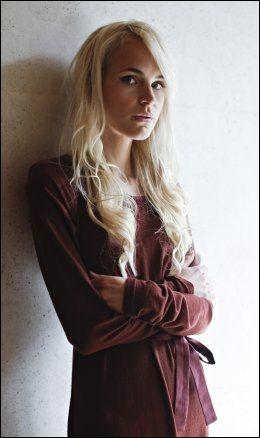 VIL SKRIVE MER: Linnéa Myhre ønsker nå å fokusere på å bli helt frisk og på sikt kunne livnære seg av å være forfatter. : Foto: Anette Karlsen/NTB scanpix