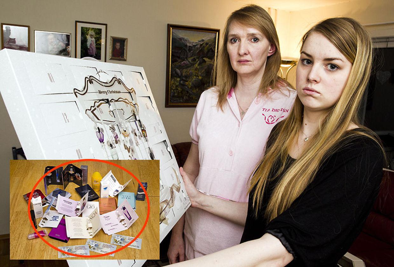 Kathrine 17 Lurt Av Dyr Kosmetikkalender Inneholdt Vareprover Og Tomme Luker Minmote No Norges Storste Moteside