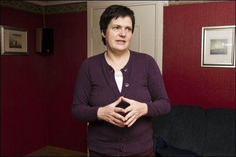 «HAN FRESTE MOT MEG»: Kommuneadvokat Anneke Borgli. Foto: Frode Hansen/VG