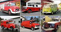 Disse brannbilene skal redde livet og huset ditt