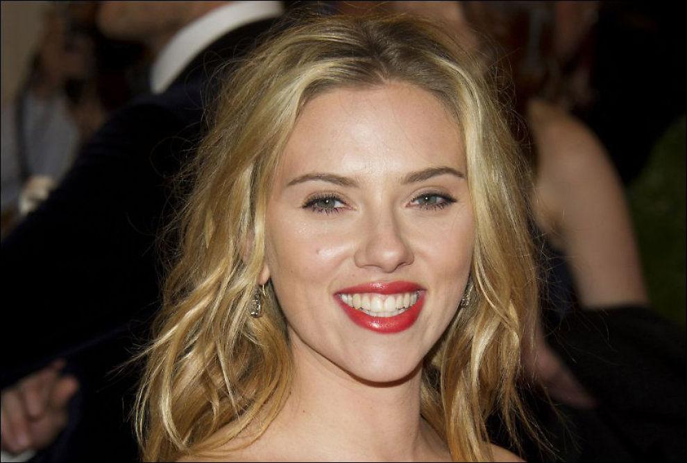 Scarlett johansson nakenbilder