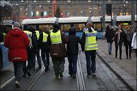 Her blir svensk jente angrepet av sint mobb