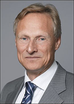 MISTER MOTET: Partner og advokat Tor Kielland i Vogt