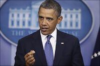 Obama: Dette er siste sjanse for en avtale