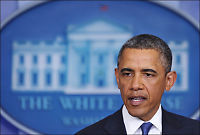 Obama legger budsjettpress på Republikanerne