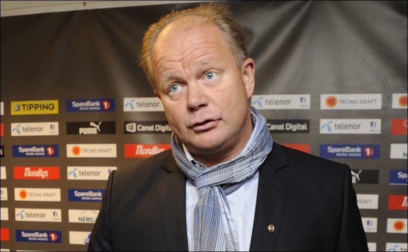 IKKE INTERESSERT: Per-Mathias Høgmo skal nå være uaktuell som ny Vålerenga-trener. Foto: Scanpix