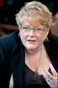 ØNSKER ENDRING: Venstre-leder Trine Skei Grande. Foto: NTB Scanpix
