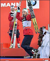 Her tror Johaug Tour de Ski-seieren glapp