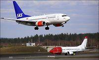 SAS og Norwegian ofte billigst sammen
