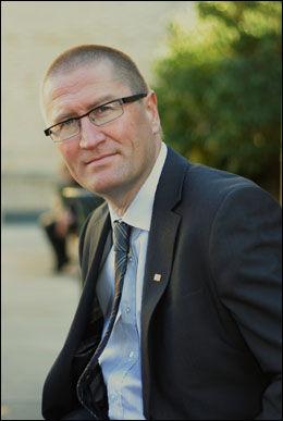 VIL HA MED SV: Geir Jørgen Bekkevold (KrF). Foto: KrF