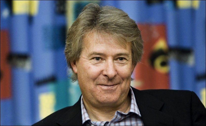 KAN BLI HEDRET: VG-redaktør Torry Pedersen kan vinne pris for avisens 22. juli-dekning. Foto: Berit Roald / Scanpix