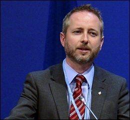 SIER NEI: Miljøvernminister Bård Vegar Solhjell (SV). Foto: Ap