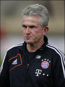 ERSTATTES: Jupp Heynckes takker for seg i Bayern München. Foto: AFP
