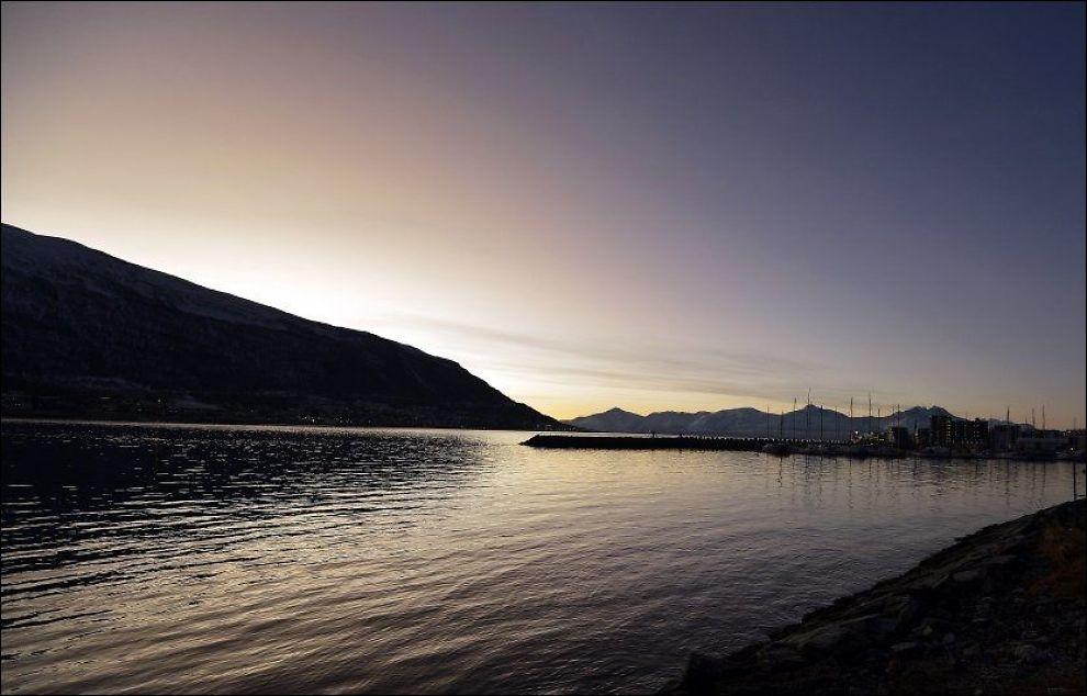 Mørketid Tromsø