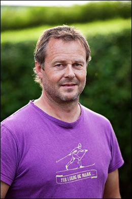 SENSASJON: Arnodd Håpnes mener Senterpartiet har et foreldet natursyn. Foto: Jo Straube/Naturvernforbundet