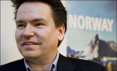 IVRER MED: - Vi har allerede mange flotte signalbygg laget av naturmateraler - som Vikingskipet på Hamar. Og vi har plass tilflere, sier reiselivsdirektør i Innovasjon Norge, Per Arne Tuftin. Foto: Scanpix