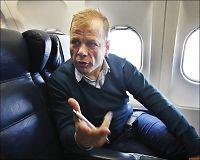 Heikki Holmås hjem i sorg