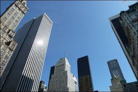 NEW YORK: Et fleksibelt arbeidsliv gjør at storbyferier er på fremmarsj blant nordmenn - og det er ikke uvanlig med en langhelg i New York. FOTO: Jan Ovind