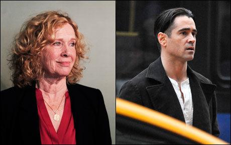 KlAR FOR NORSK FILM: Liv Ullmann skal regissere Colin Farrell og flere andre Hollywood-stjerner i «Miss Julie». Foto: VG/Wenn.com