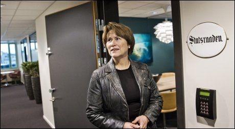 ENGASJERT. Annett Berntsberg Ecks historie opprører justisminister Grete Faremo. Nå vil ministeren åpne opp for å fjerne foreldelsesfristen i grove overgrepssaker. Foto: Frode Hansen
