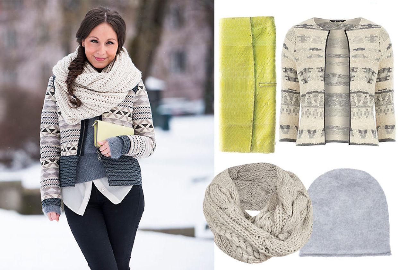 Fasjonable skinnjakker høst vinter. Fem jakker verdt å være