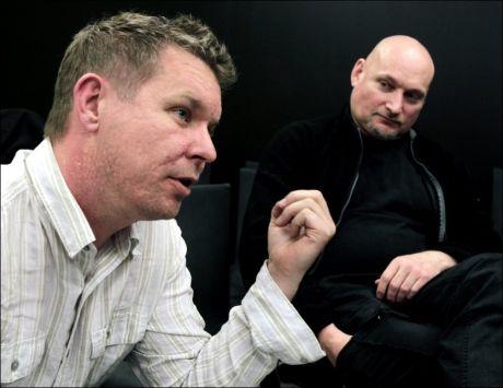 OMSTRIDT: Kjetil Johnsen leder «Novemberfilm» og lager dokumentarserien «Insider». Pål Refsdal var på oppdrag for samme selskap da han i 2009 ble bortført i Afghanistan. FOTO: TROND SOLBERG/VG