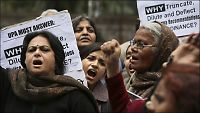 Gjengvoldtekt i India for retten