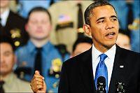 Obama mobiliserer folkestøtte for nye våpenlover