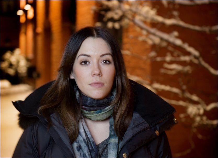 FØLELSESUTLADNING: Marion Ravn (29) forteller at hun ville gå hjem og legge seg etter å ha sett sin egen «Hver gang vi møtes»-episode (som sendes på TV 2 i morgen) der hun forteller om M2M-bruddet og alt som ble feil etterpå.