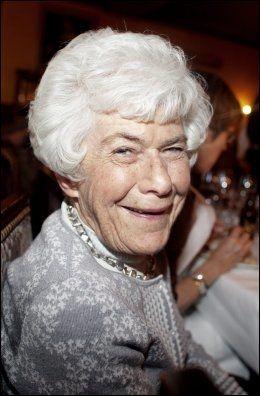 JATAKK: Mangeårig TV-kokk Ingrid Espelig Hovig er glad i hestekjøtt. Arkivfoto: MARIUS KNUTSEN, VG