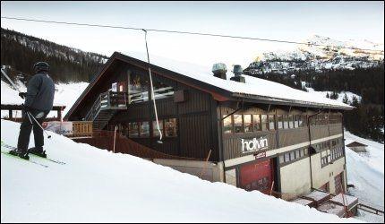 HOLLVIN i Hemsedal. Alle Foto: MAGNAR KIRKNES