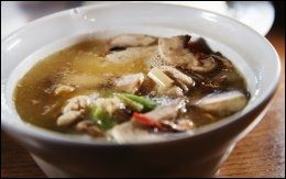 TOM KAH GAI suppe til 119 kr.