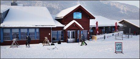 CAFE 94 i Hafjell. Alle foto: MAGNAR KIRKNES