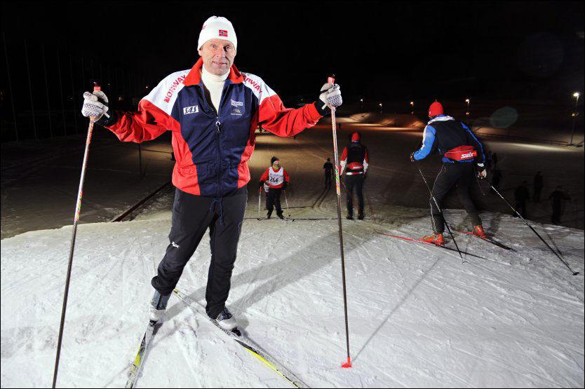 INTERVJUET: - Jeg er lei av forsøkene på å slenge negative ting om utøverne, sier Inggard Lereim , kjent dopinggjeger. Foto: Geir Otto Johansen