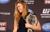 UFC-analyse: Kvinnelig stjerne i historisk kamp