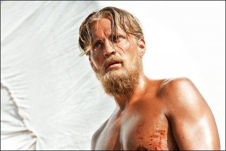 «KON-TIKI»-STJERNE: Tobias Santelmann i rollen som Knut Haugland i «Kon-Tiki». Foto: Carl Christian Raabe , Nordisk Film Distribusjon AS/Reuters