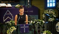 Oens kjæreste følte seg uthengt i sorgen etter dødsfallet