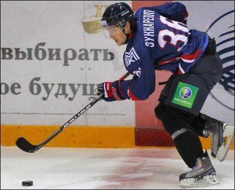 SESONGEN OVER: KHL-sesongen er over for Mats Zuccarello Aasen og Metallurg Magnitogorsk. Nå kan New York bli neste stopp. Foto: Metallurg Magnitogorsk