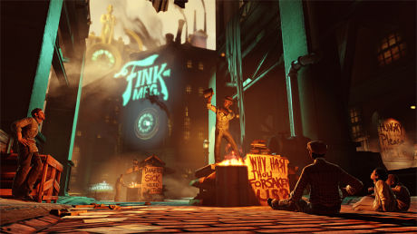 Foto: IRRATIONAL GAMES/2K GAMES