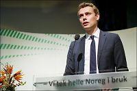 Borten Moe: Vi kan ikke verne oss bort fra klimaendringer