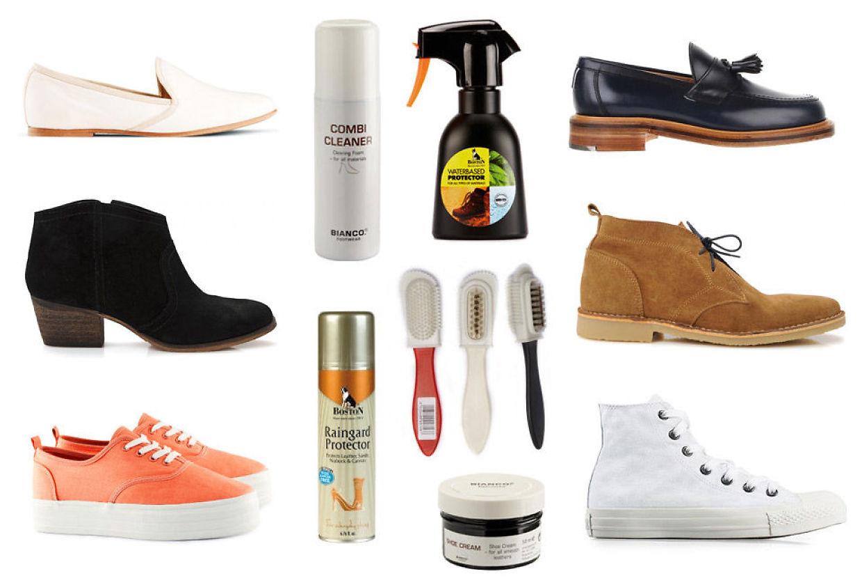 Behandler du skoene dine riktig? MinMote.no Norges