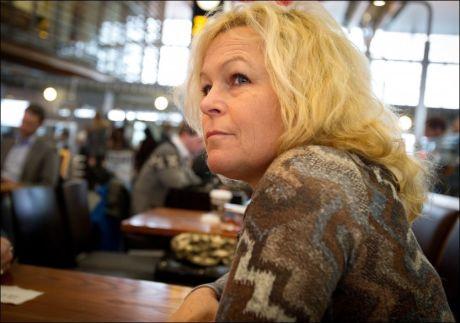 MÅ FORBY: Medlem av justiskomiteen, Åse Michaelsen, mener et tiggerforbud i Norge vil hjelpe tiggernes fattige hjemland på sikt. FOTO: JAN PETTER LYNAU/VG