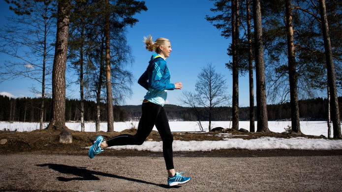 Hvor fort bør man løpe 5 km
