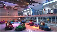 Dette cruiseskipet er en flytende fornøyelsespark