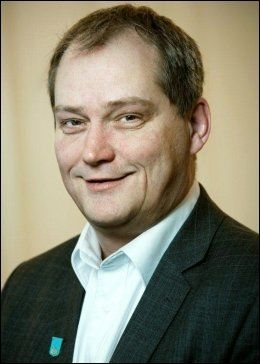 PRESIDENT: Jøran Aulin-Jansson. Foto:
