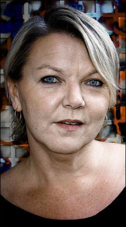 HJELPER: Astrid Renland er daglig leder i Pion. Foto: privat